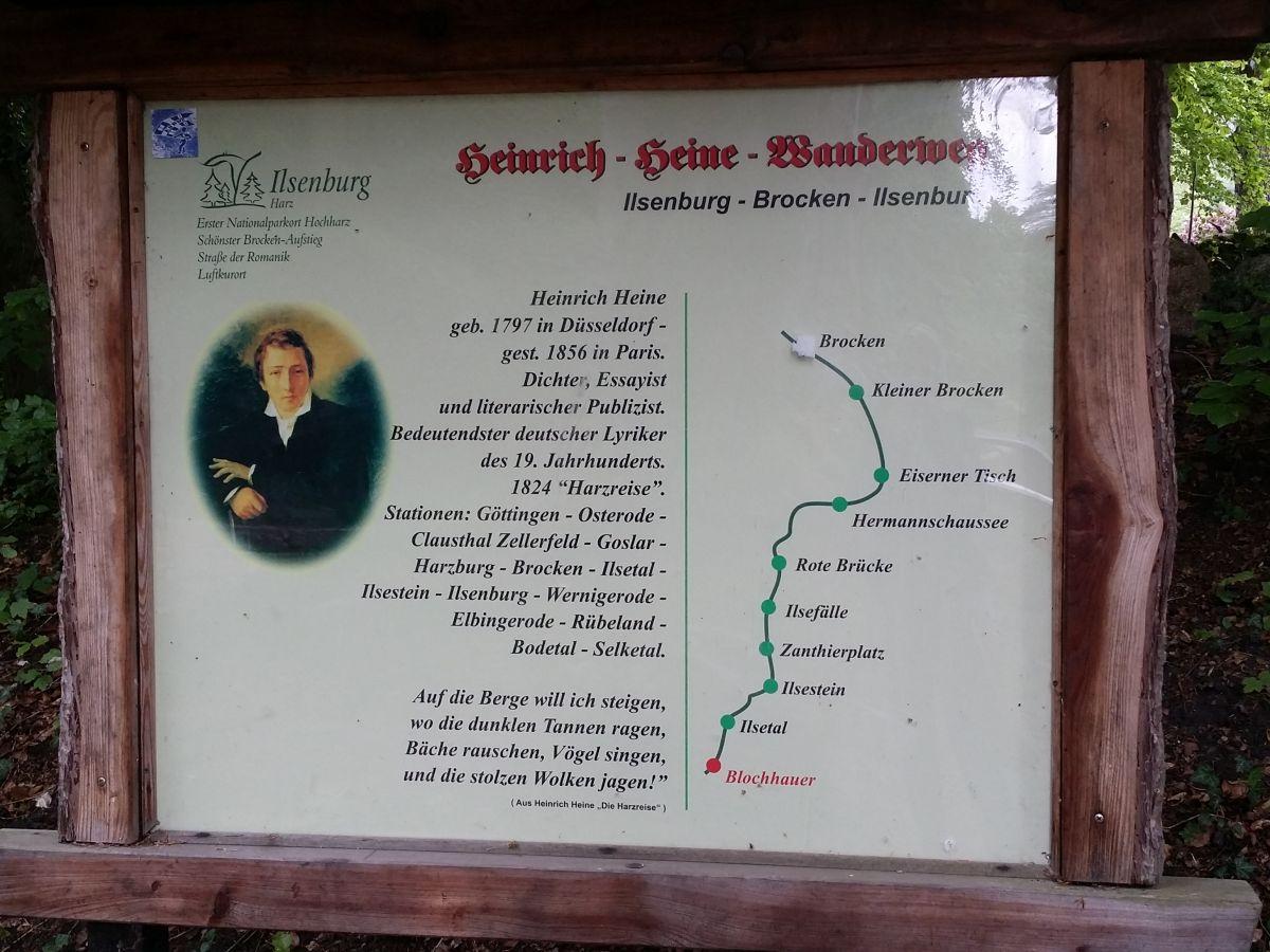 brockenwanderung ilsenburg