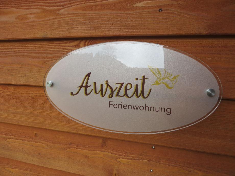 """Ferienwohnung """"Auszeit"""""""