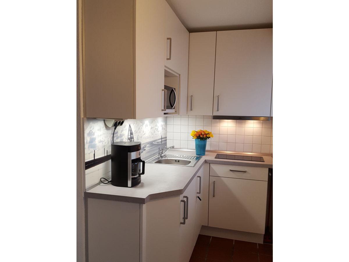 Küchenzeile Pantry ~ apartment lütje füürtoorn juist, nordsee insel juist firma appartement haus bracht frau