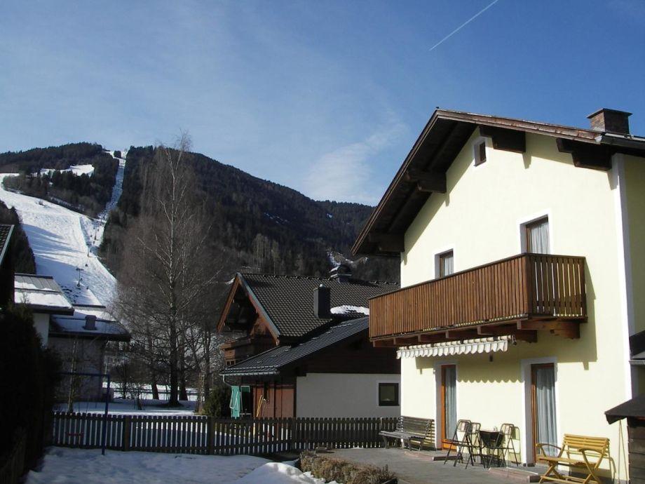 Ferienhaus Hartl Winter
