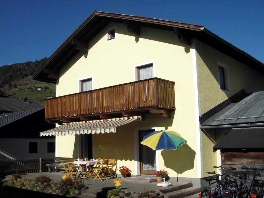 Ferienhaus Hartl Sommer