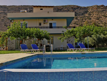 Apartment Ferienwohnung Villa Eleni