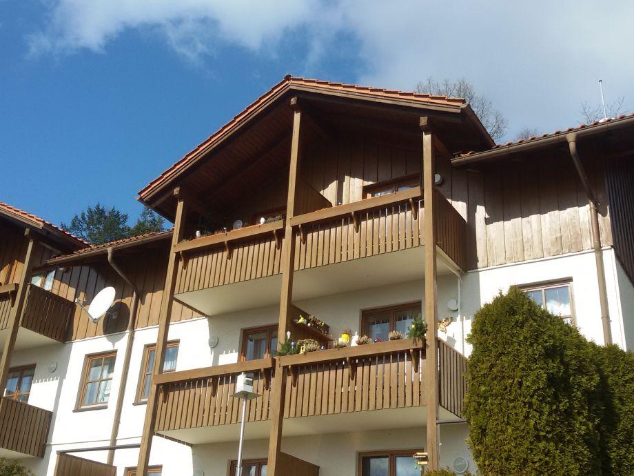 Außenaufnahme Landhaus Drosselweg - Sell