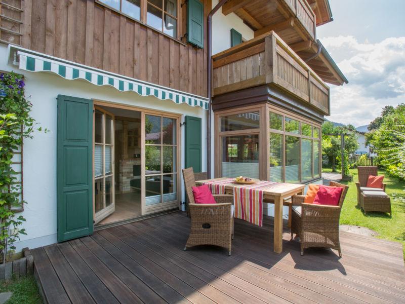 Auszeit - Ferienhaus Bergzeit