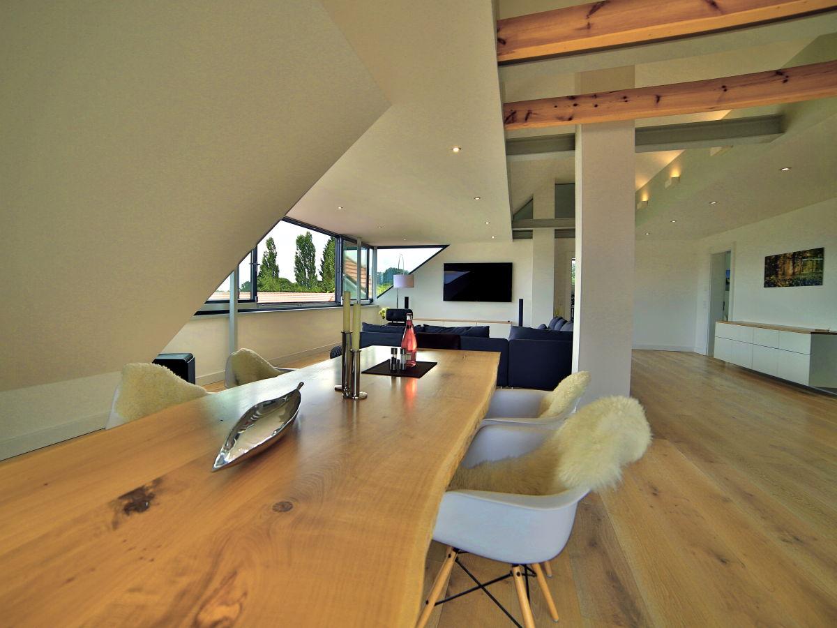 ferienwohnung im penthouse 7 putbus ostsee r gen firma r gens feiner urlaub gmbh firma eva. Black Bedroom Furniture Sets. Home Design Ideas