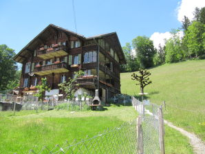 Holiday apartment Chalet Berna Parterre