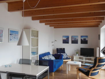 Ferienwohnung Hafen-Terrasse - FWAE4
