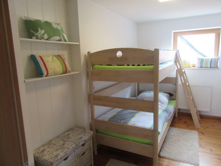 Unser Kinderzimmer Mit Etagenbett