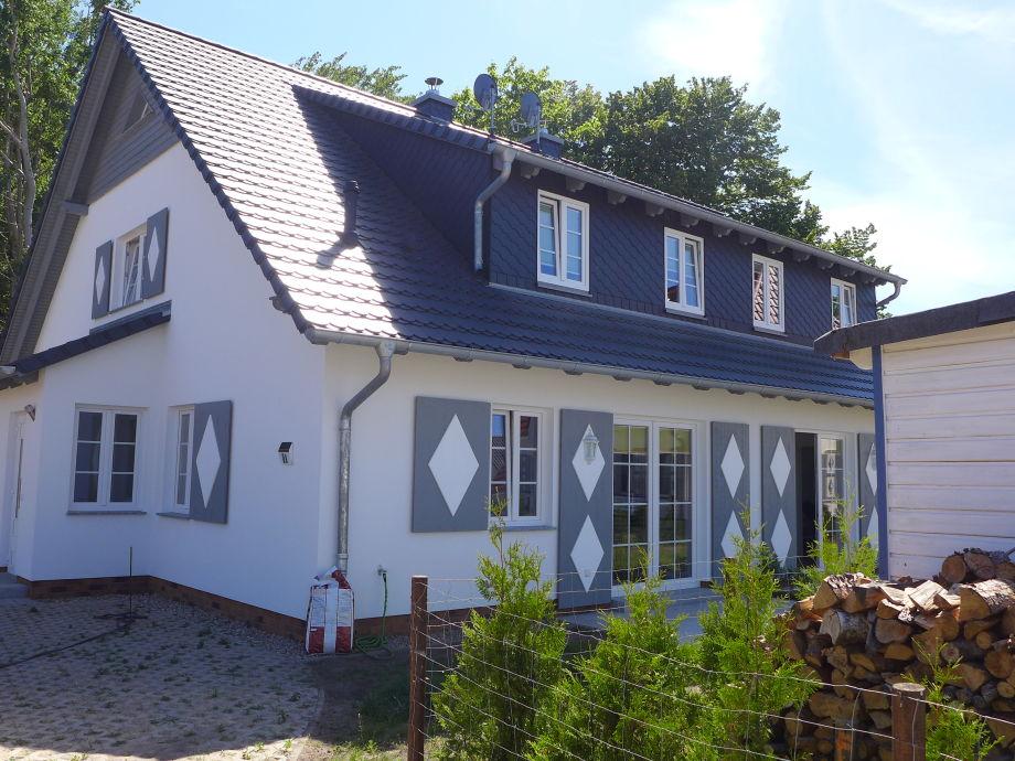 Villa Am Strandpark Ostseebad Thiessow
