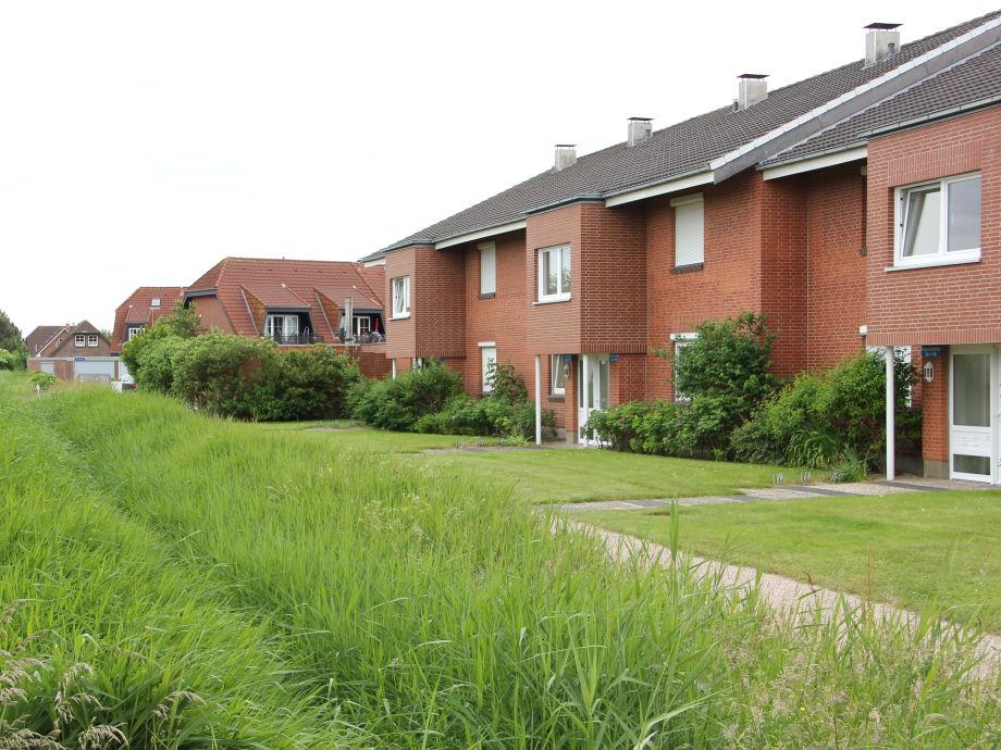 Haus mit Ferienwohnung in Flackeholm