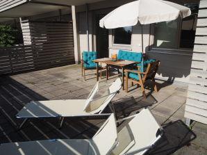 Apartment city terrace