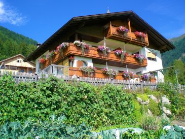 Holiday apartment Dolomitenblick in Haus Alpegger.
