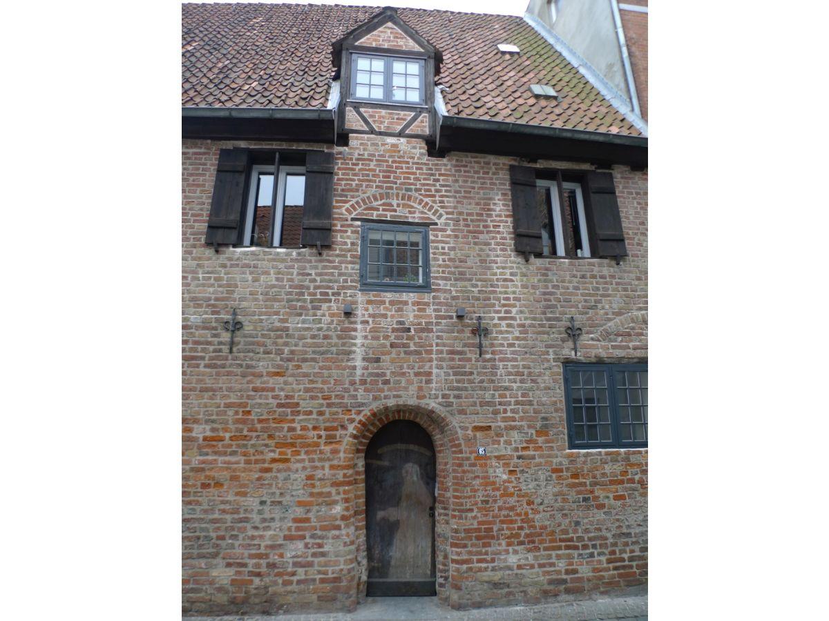 Schicke Ferienwohnung im Denkmal, Lübecker Altstadt - Frau Susanne v ...