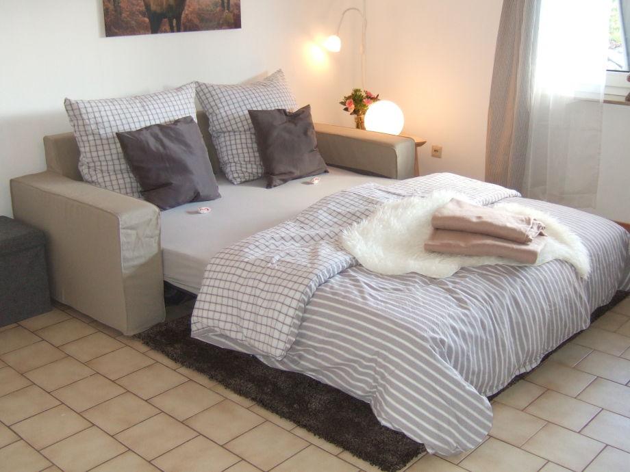 Ferienhaus wiesengrund am wald sauerland familie maas for Schlafsofa 1 60 breit