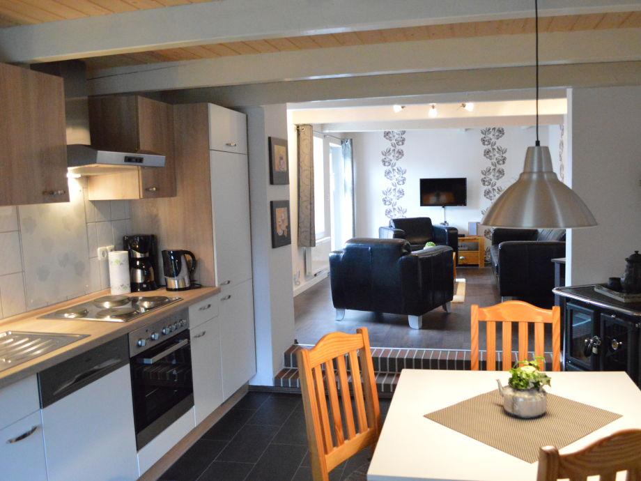 Küchen- Wohnbereich