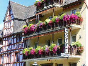 Ferienwohnung Hotel St. Georg