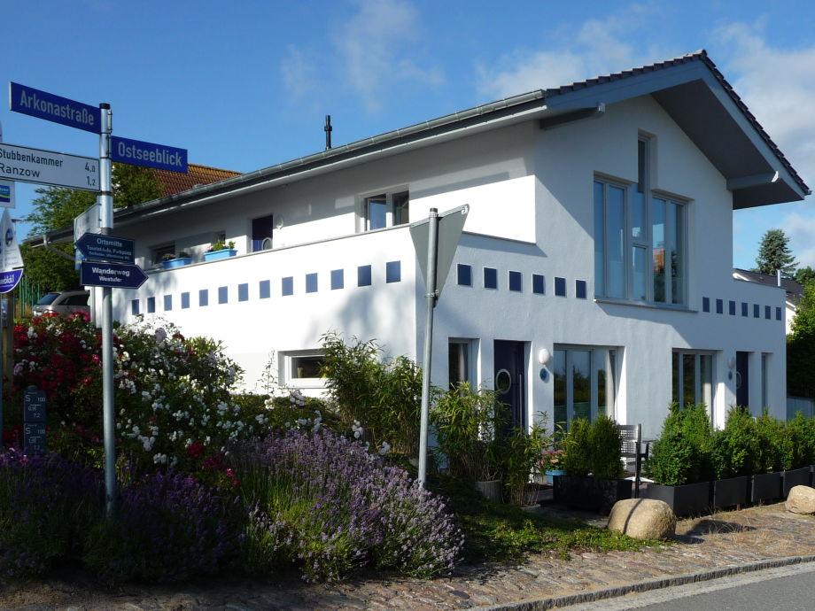 Haus Ostseeblick - Blickt in Richtung Ostsee