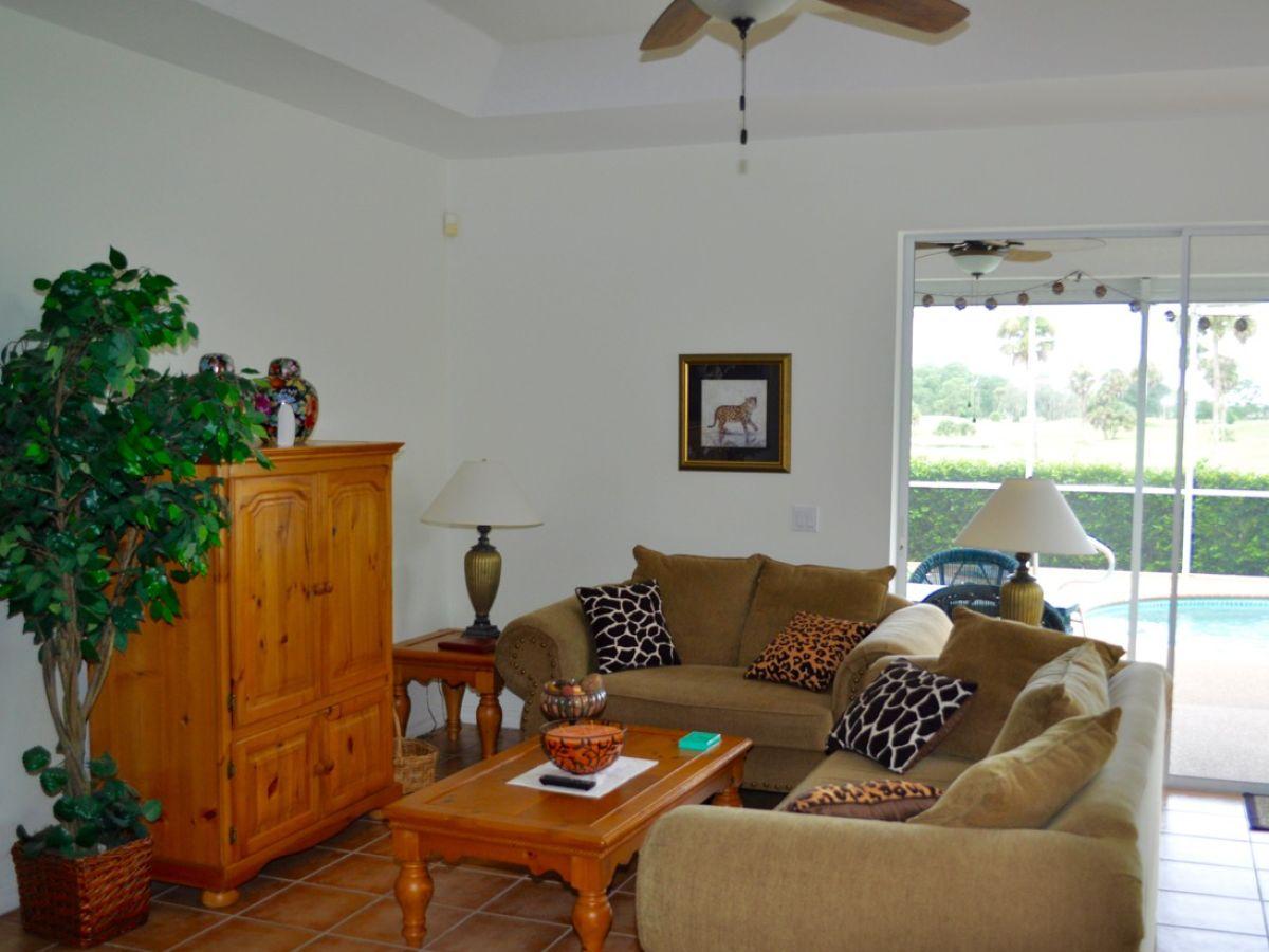 Ferienwohnung Villa am Mirror Lakes Golfplatz, Florida ...