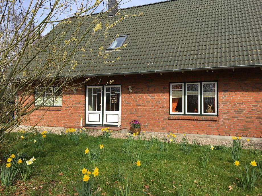 Das Haus mit dem Haupteingang