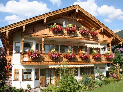 Kranzberg im Haus Alpenperle