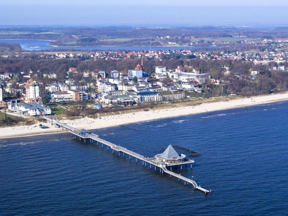 Ferienwohnung Strandgut in der Villa Cornelia, Seebad ...