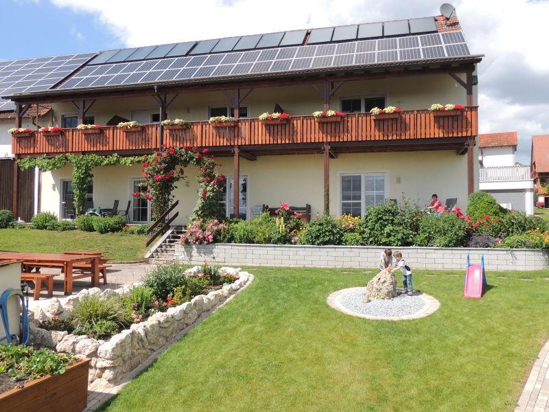 Bauernhof Kastanienhof Selz Schwalbennest