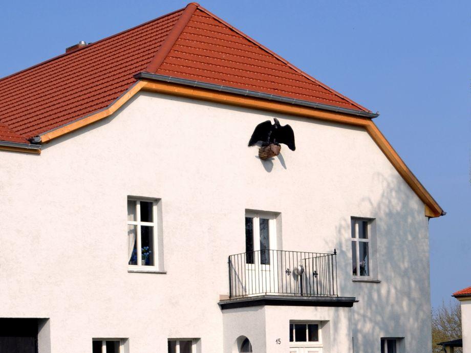 Haus Schwarzer Adler - Vorderansicht