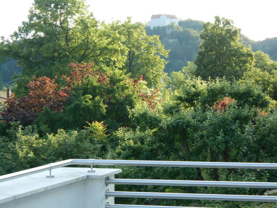 Blick zur Rosenburg