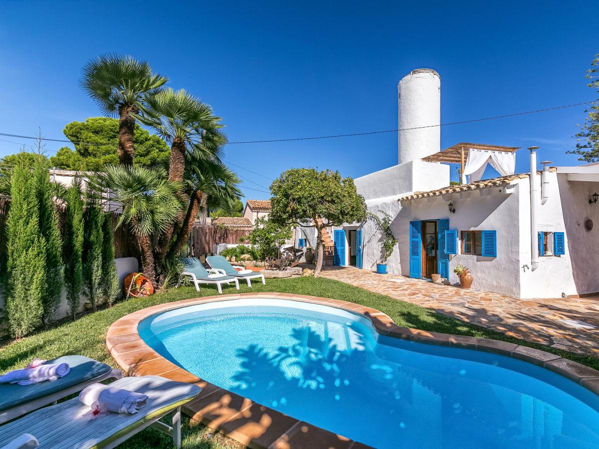 Ferienhaus Casa Molino, Cala Ratjada, Mallorca Nordosten - Firma ...