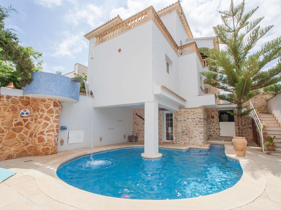 Villa Ca'n Miquel mit Pool
