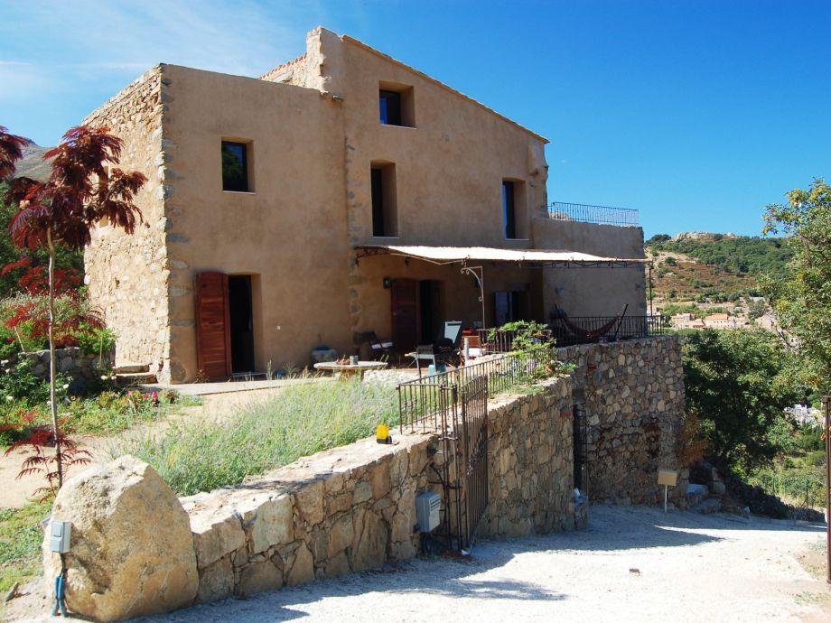 Außenaufnahme Casa di Ma