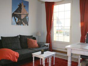 Ferienwohnung 06 Borkum Haus Nordsee in Duhnen