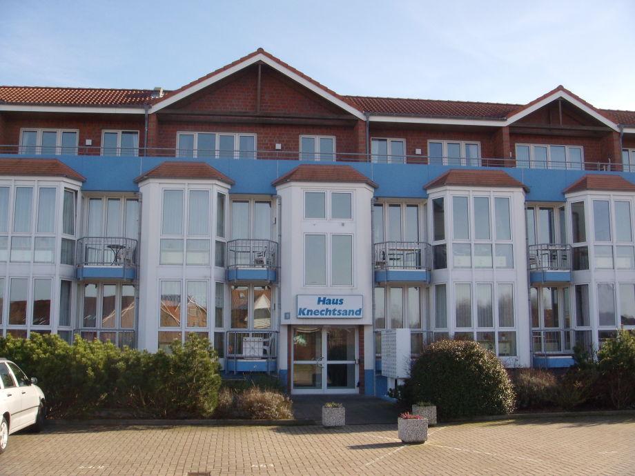 Haus Knechtsand im Nordseeheilbad Cuxhaven Duhnen