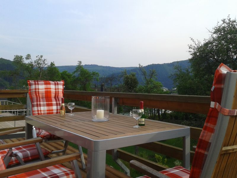 Holiday apartment in the holiday house Heimbach