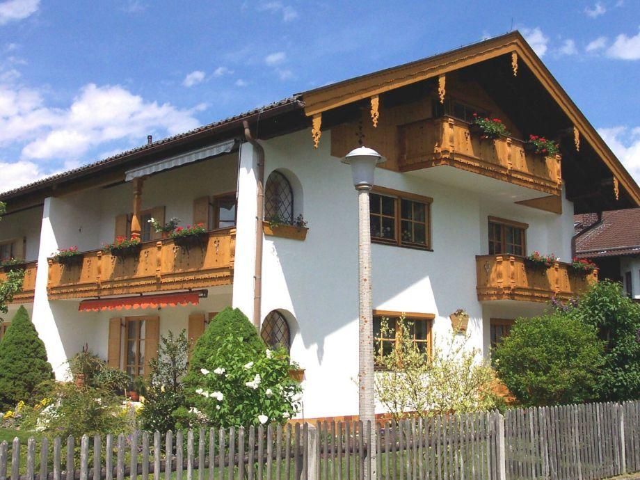 Haus Arnspitzblick im Sommer
