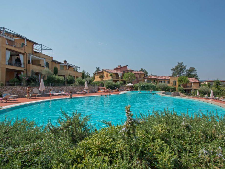 Borgo del Torchio mit Pool