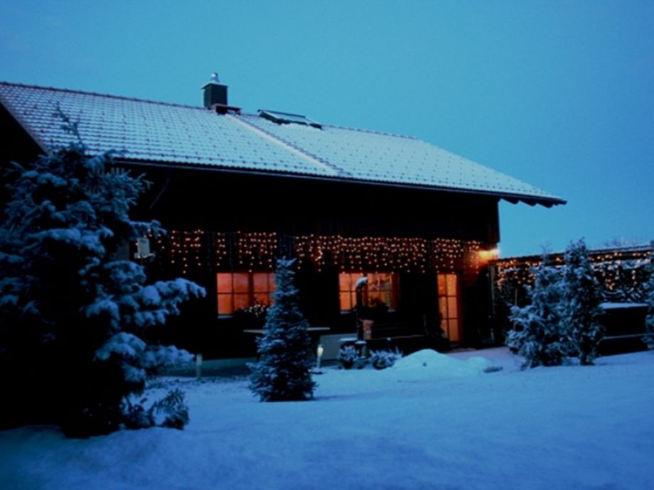 Romantik im Winter