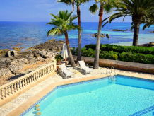 Villa Port Verd in exklusiver Gegend und direkt am Meer