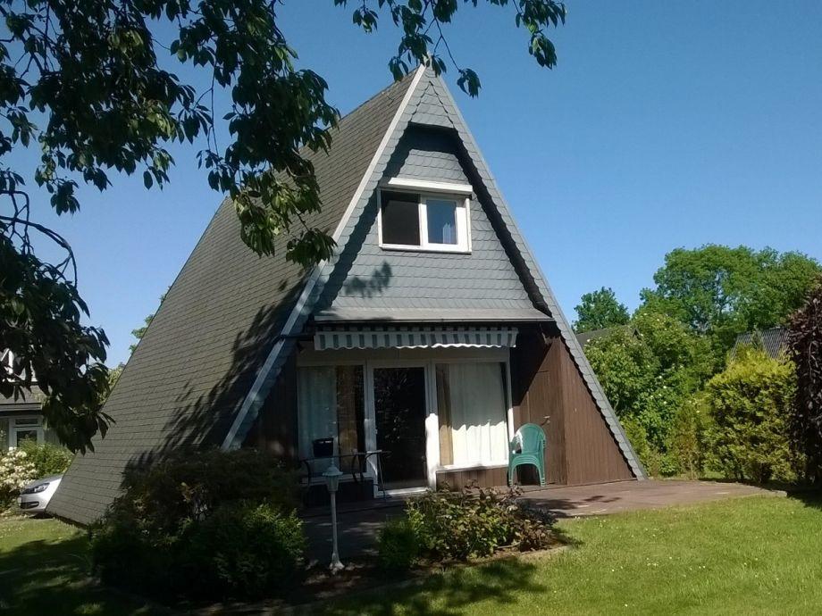 Nurdachhaus Krabbenweg 12