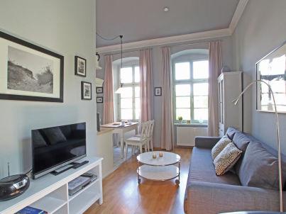 Ferienwohnung im Herrenhaus Appartement 2