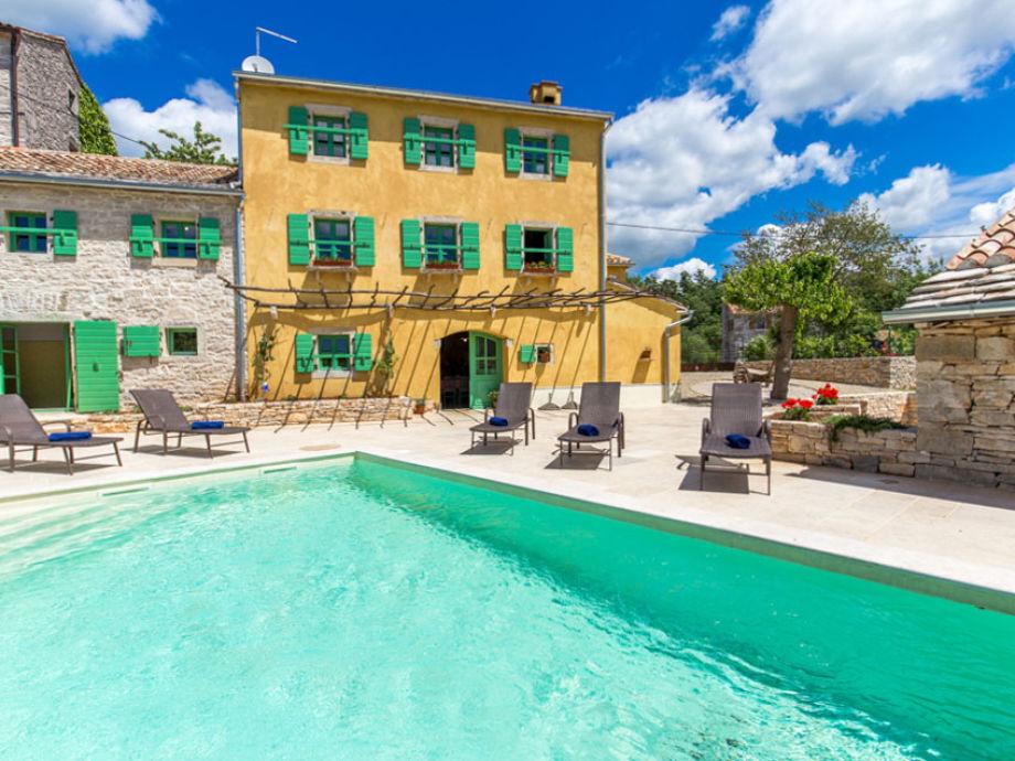 Außenaufnahme Villa Principi
