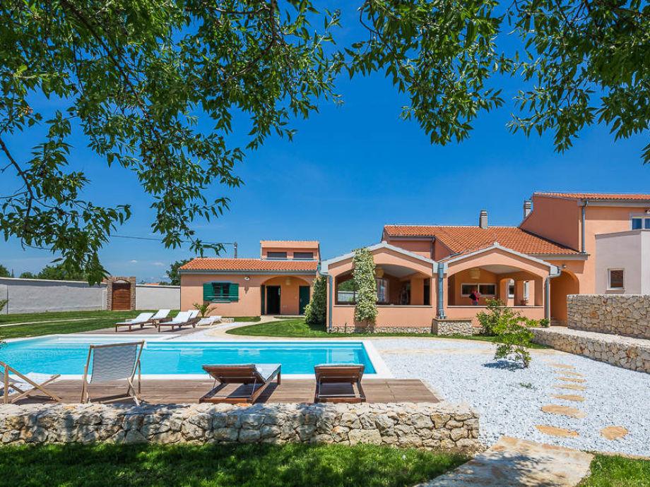 Außenaufnahme Villa Portulaca
