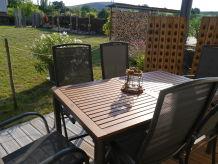 Ferienwohnung Grauburgunder im Ferienhaus Lehmättle