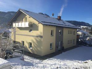 Holiday apartment 1 im Gästehaus Alpina