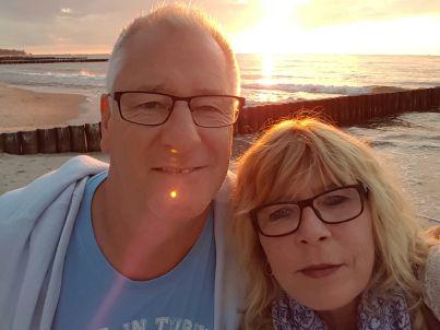 Ihr Gastgeber Martina und Werner von Hagen