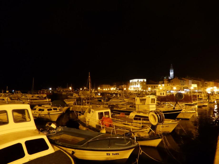 Ferienwohnung Lorena A, Istrien  Firma IstraService Aberle -> Waschmaschine Nachts