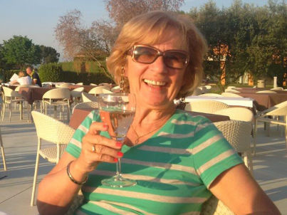Ihr Gastgeber Renate Skarvan