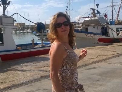 Your host Anna Maria Provenza