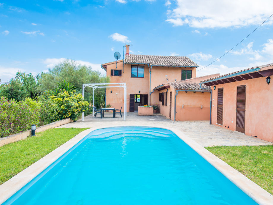 Villa Can Gumet mit Pool