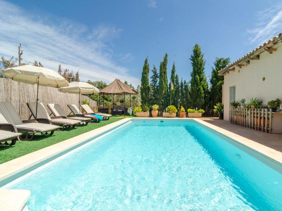 Finca with huge pool